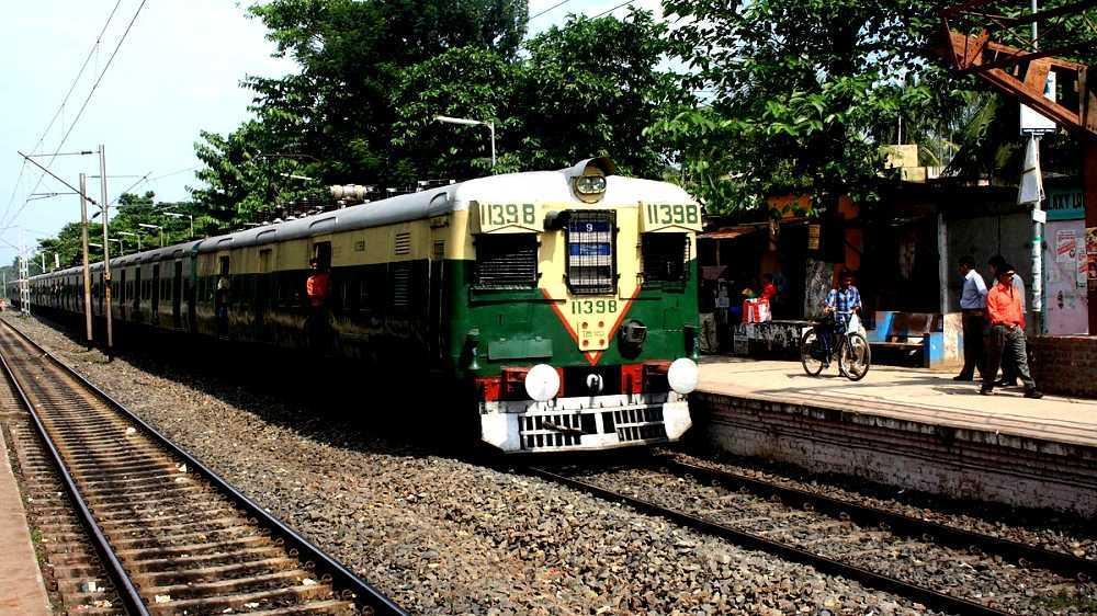 Kolkata Suburban Railway