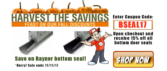 http://www.garagedoorzone.com/Bottom-Garage-Door-Seal_c41.htm?sourceCode=sealsaleblog&coupon=BSEAL17