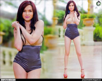 Jennylyn Mercado FHM Sexiest 2015