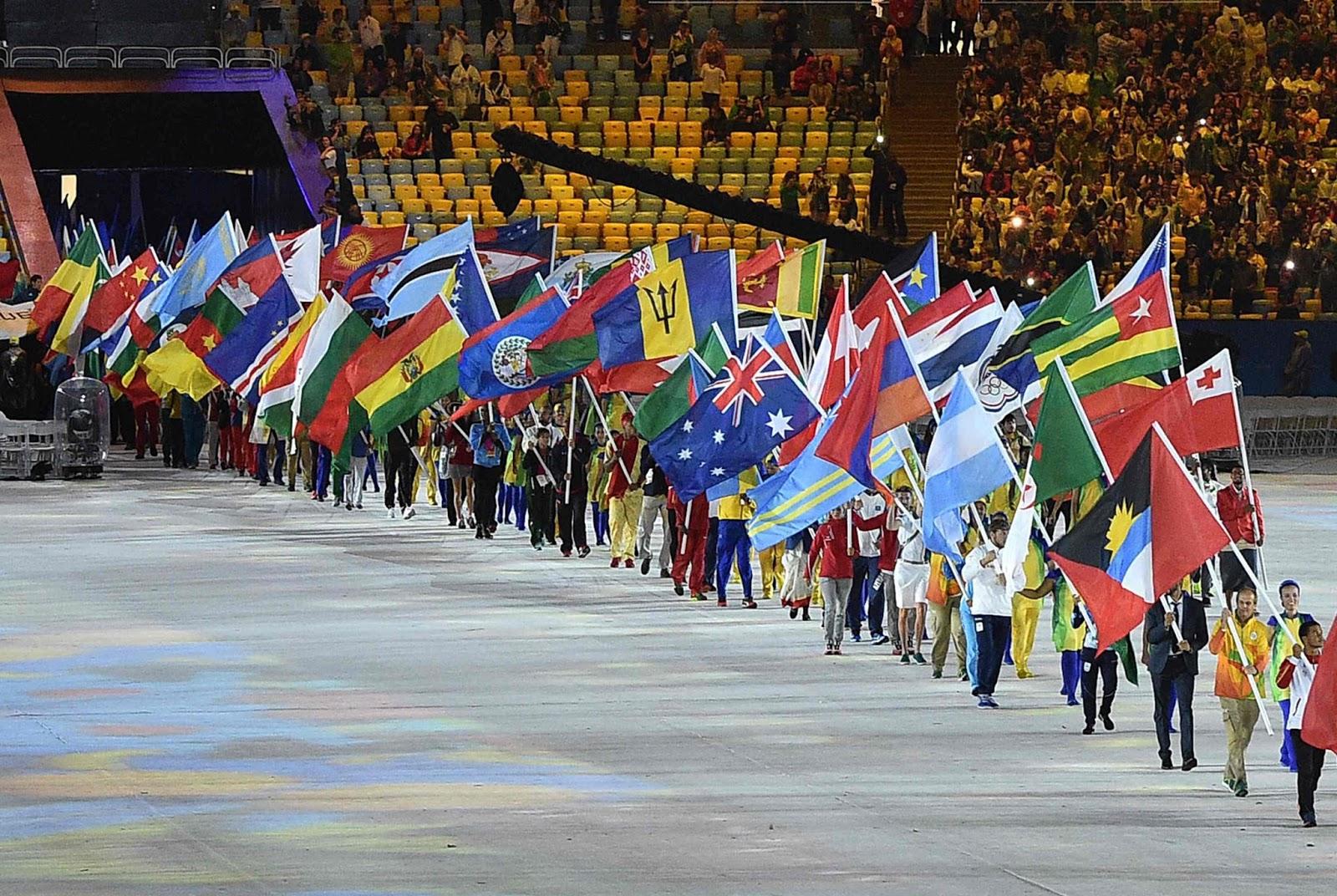 RIO OLYMPICS 2016 CLOSING CEREMONY 5