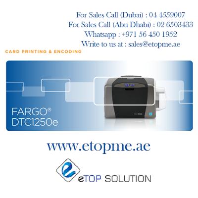ID Card Printer Dubai | Time Attendance System Dubai