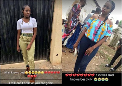 Corp Member Dies on Her Way to Ibadan