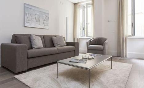 Desain Kursi Sofa Ruang Tamu Minimalis Model Terbaru 2018