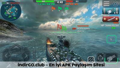 warships universe apk