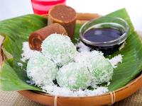 Resep Kue Klepon Original With Daun Suji