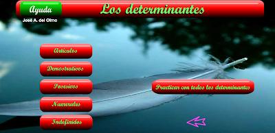 http://www.ceiploreto.es/sugerencias/averroes/colegiovirgendetiscar/profes/trabajos/palabras/determinantes.html