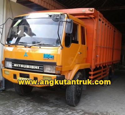 Carter Truk Fuso Jakarta Surabaya