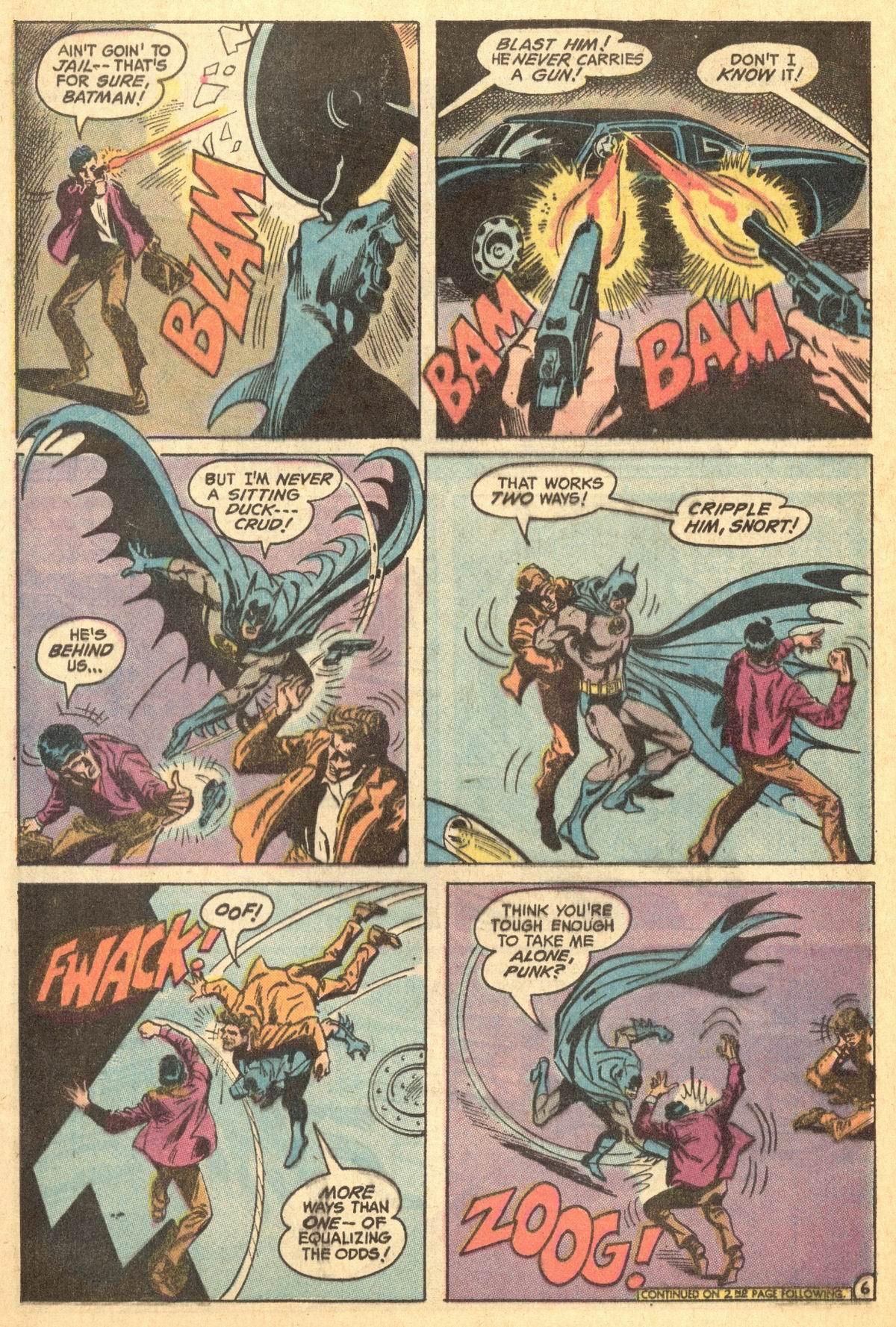 Detective Comics (1937) 434 Page 6
