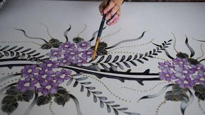 Jenis-Jenis Batik Lukis