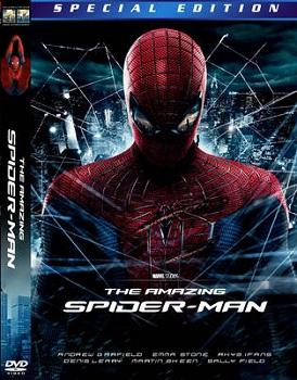 The Amazing Spider-Man Kinox
