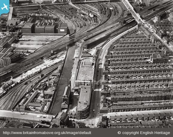 Wapping Sidings Liverpool Jan Ford S World More