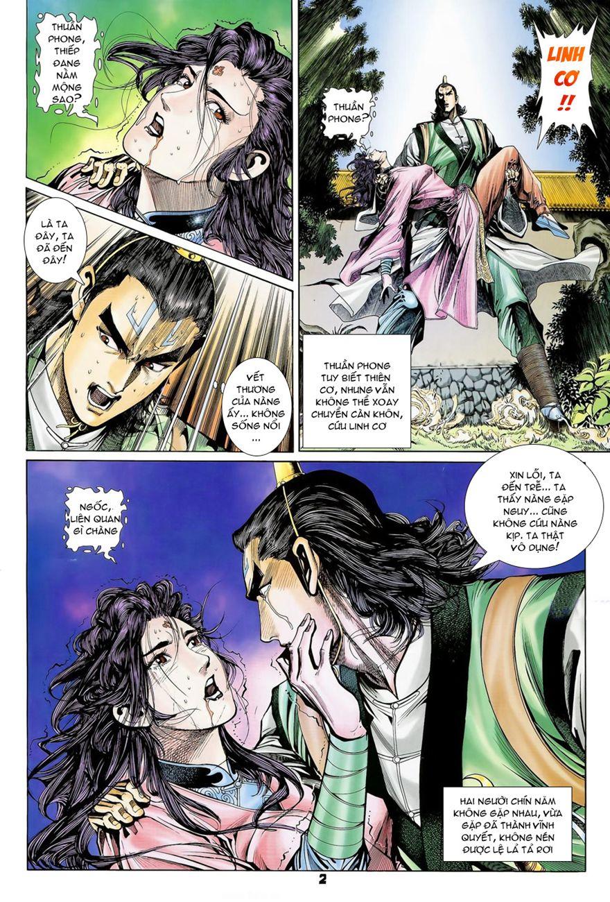 Đại Đường Uy Long chapter 77 trang 9