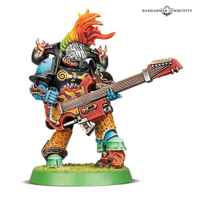 Update: Blast from the Past.... The Noise Marine!