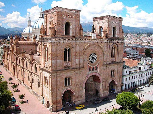 Catedral de Cuenca – Equador