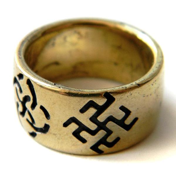 """Кольцо """"Свадебник"""""""