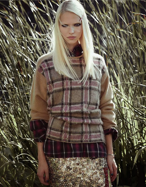 Model Crush On Sasha Luss Rhyme Amp Reason