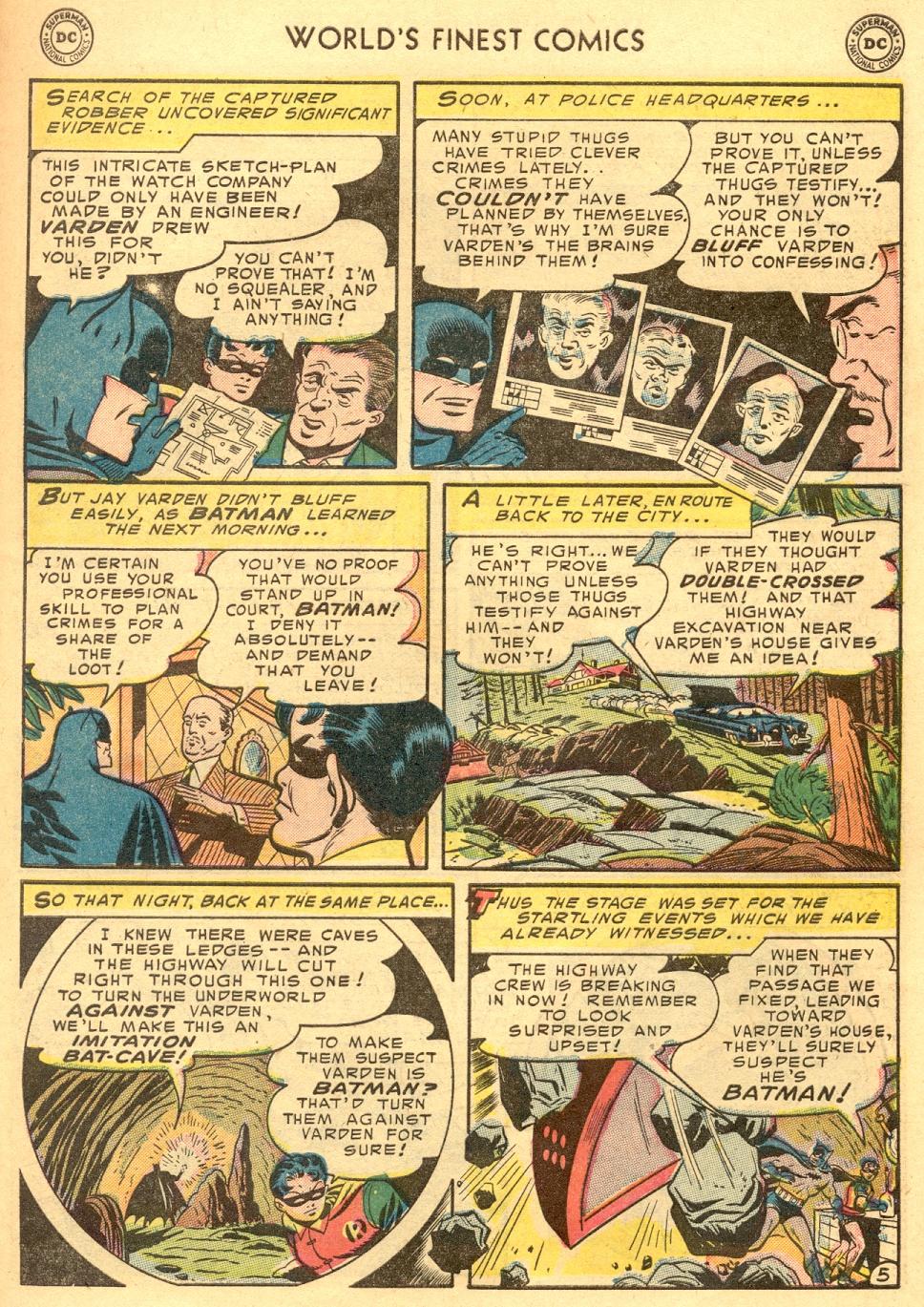 Read online World's Finest Comics comic -  Issue #70 - 59