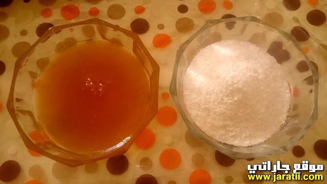 حلويات سهلة للعيد : حلوة سهلة جدا بأربعة مقادير فقط