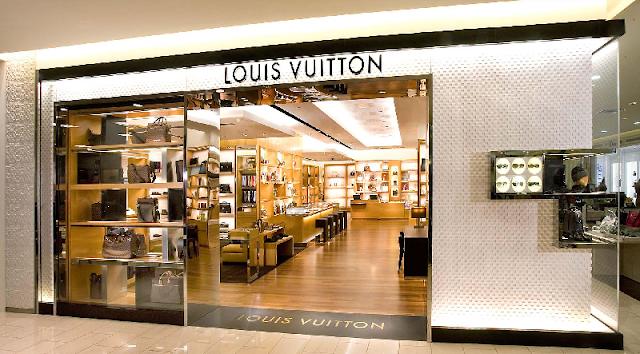 Louis Vitton em Miami