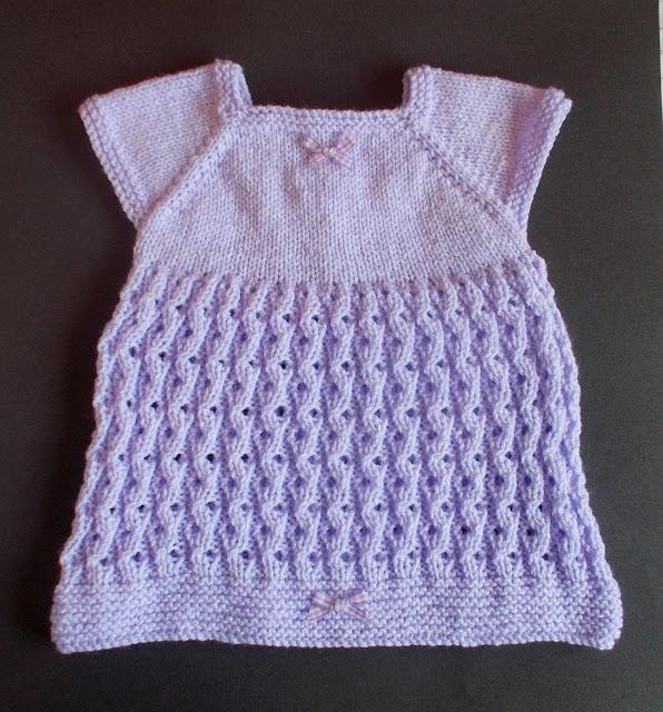 Marianna s Lazy Daisy Days Lilac Blossom Baby Dress