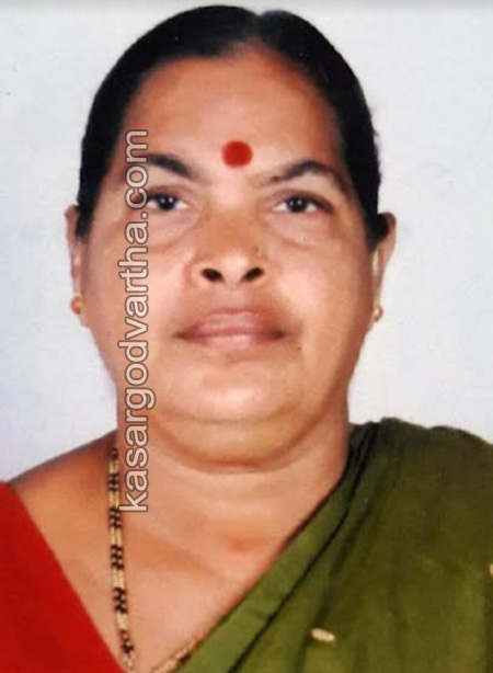 Kerala, News, Obituary, Kasargod, Death, Poinachi, Battathur Sulochana passes away.
