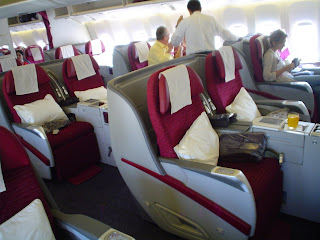 Vuelo a Vietnam (Qatar Airways)