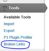 Broken-Link_Options