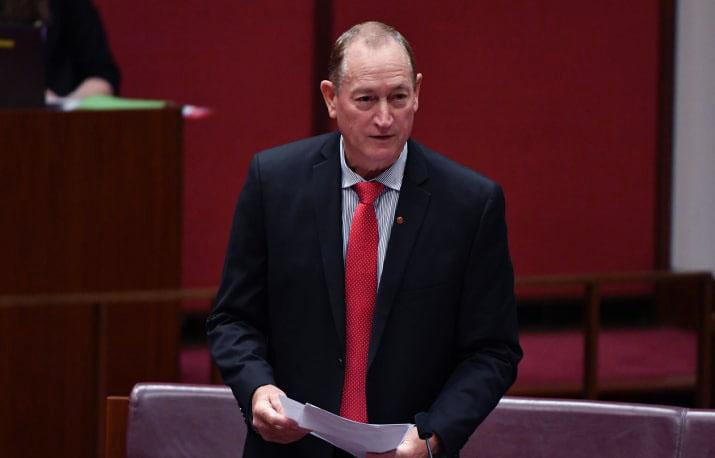 Teror Christchurch, Senator Australia Justru Salahkan Islam