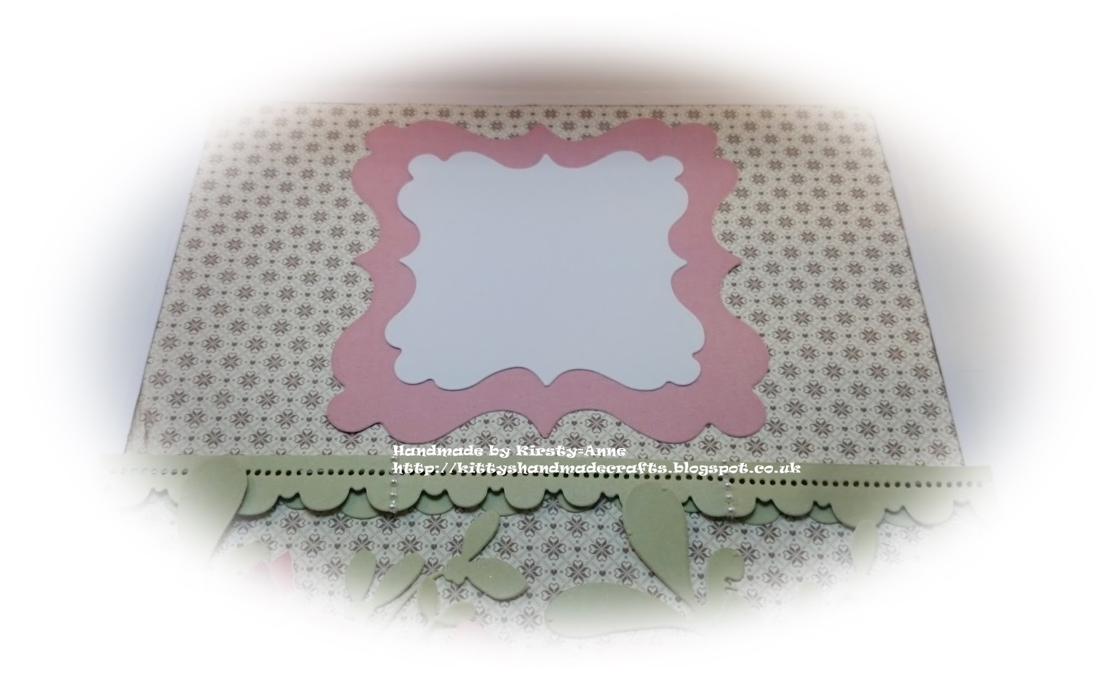 Kirsty-Anne'S Hobby Blog: Midweek Magnolia'S #127 Pink & Green