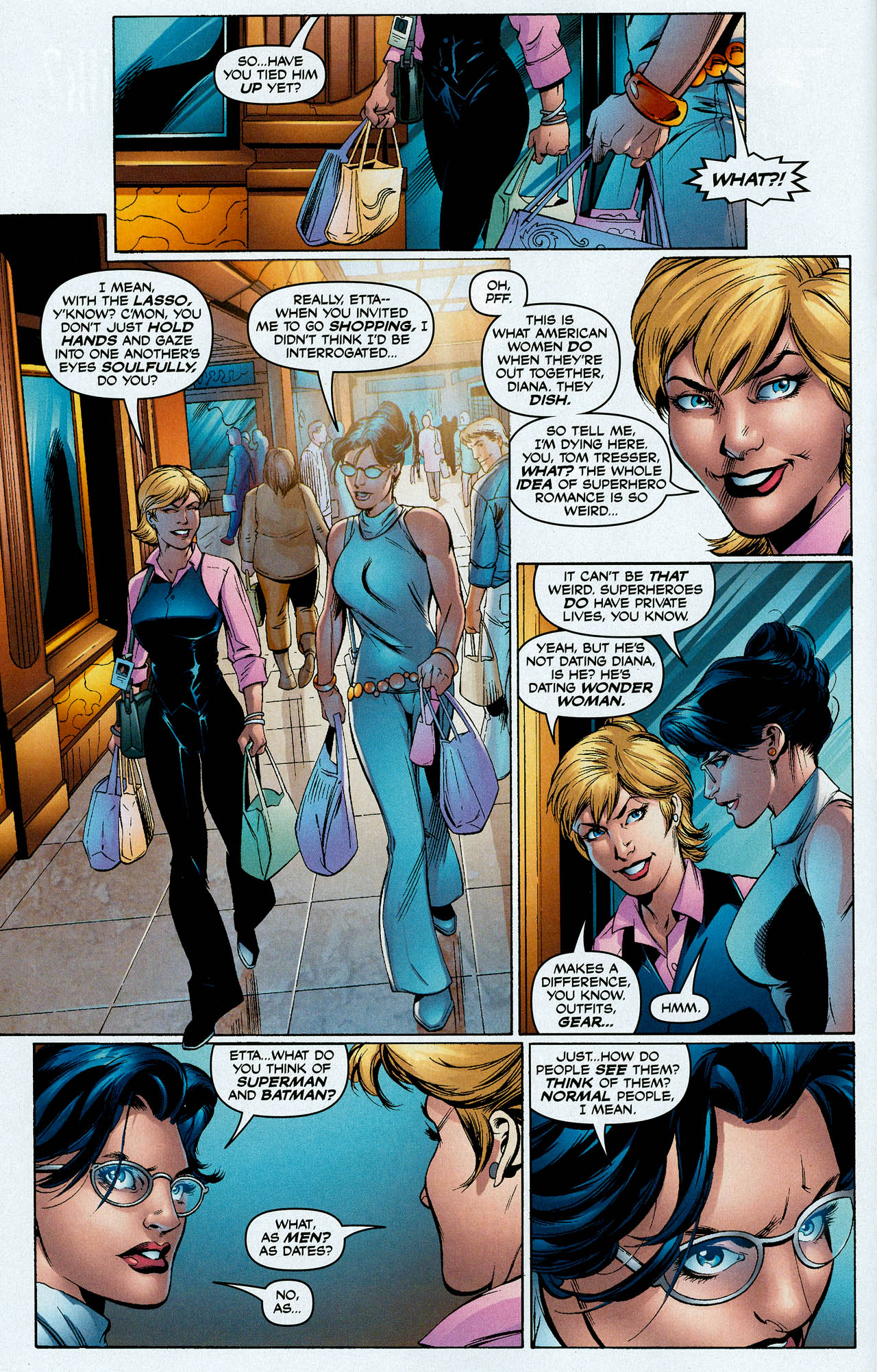 Read online Trinity (2008) comic -  Issue #8 - 13