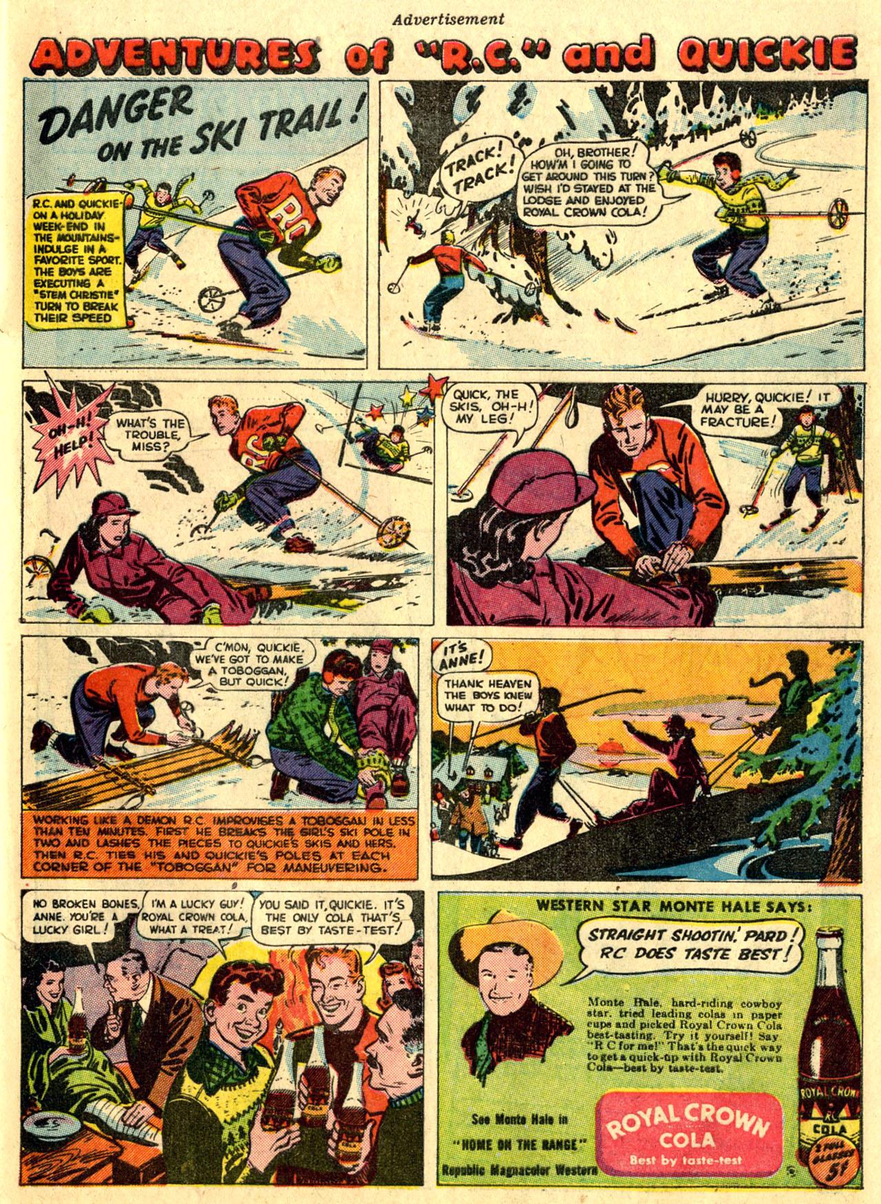 Read online Detective Comics (1937) comic -  Issue #118 - 49