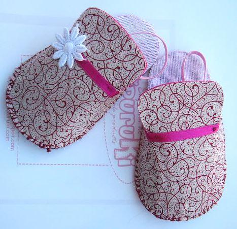 Zapatillas Nina Crochet A sandalias De Bebe Mano 0 Para 3 Meses Hechas odxCerBW