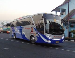 Gambar Bus Haryanto