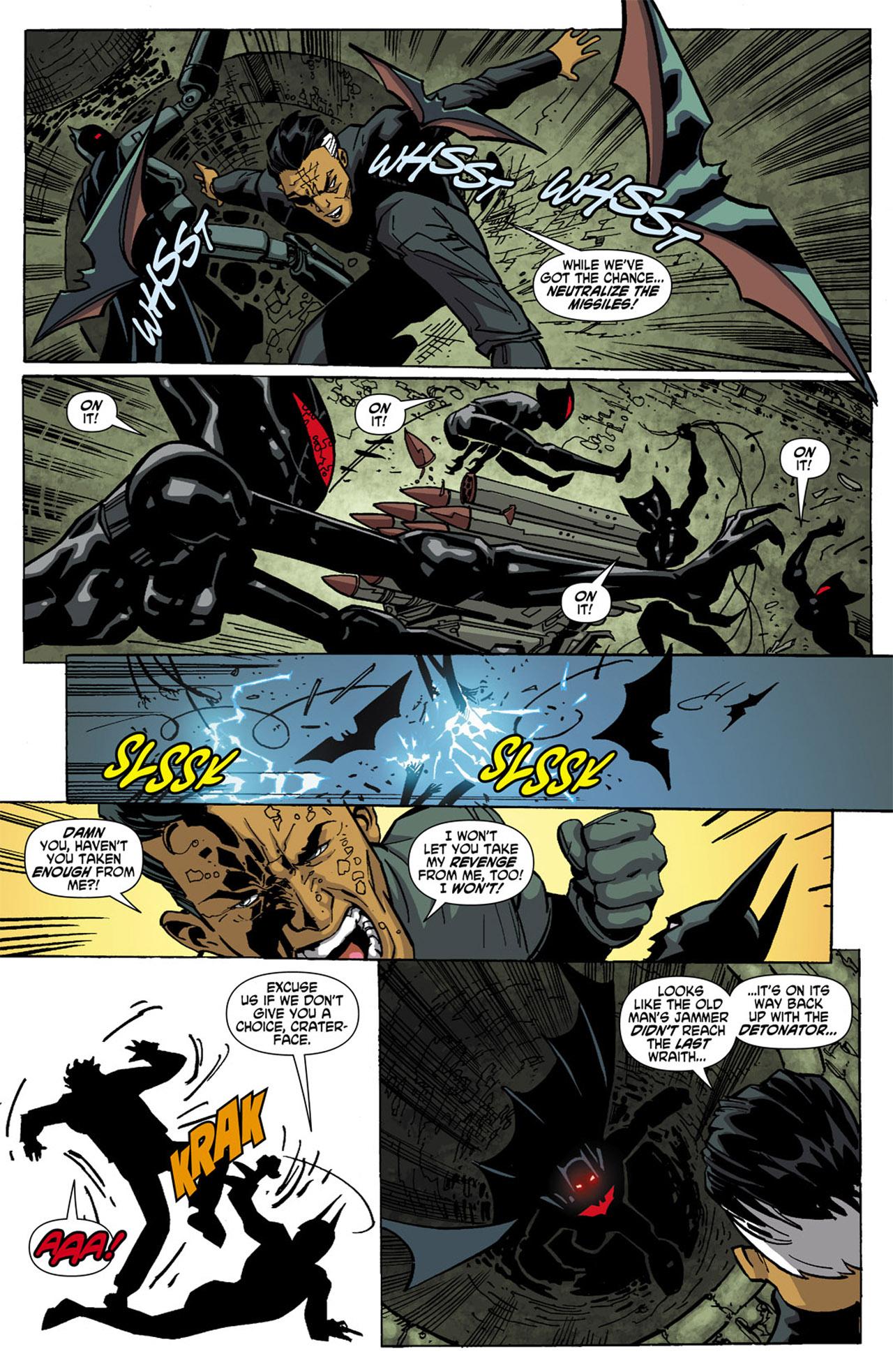 Batman Beyond (2010) Issue #6 #6 - English 18