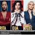 Rita, Dua dhe Bebe ne Grammy Awards 2018