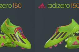 Adidas F50 Adizero IV - PES 2017 & PES 2019
