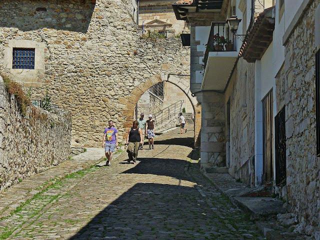 San Vicente de la Barquera (Cantabria).