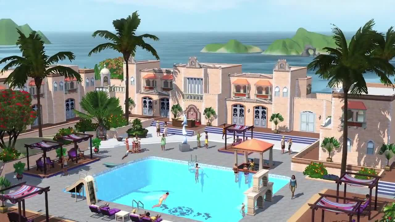Windows  Paradise Island  Cheat