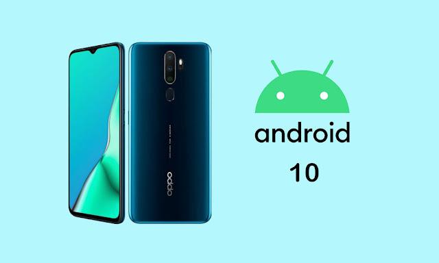 تحديث اندرويد 10 لهواتف اوبو A9 2020 & A5 2020 اصدار ColorOs 7 [تجريبي]