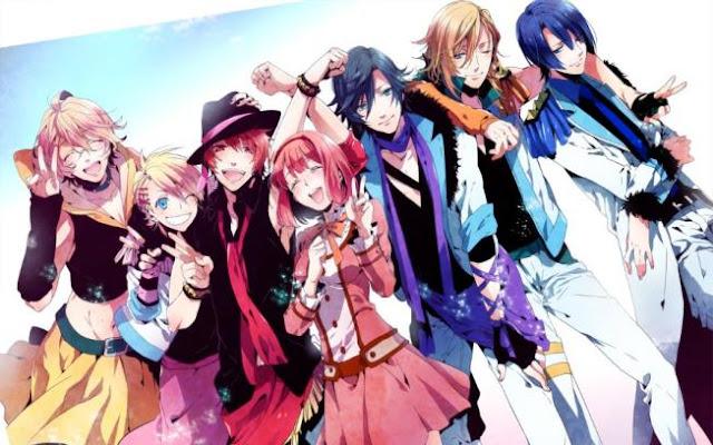 Uta no☆Prince-sama♪ - Anime Buatan Studio A-1 Pictures Terbaik