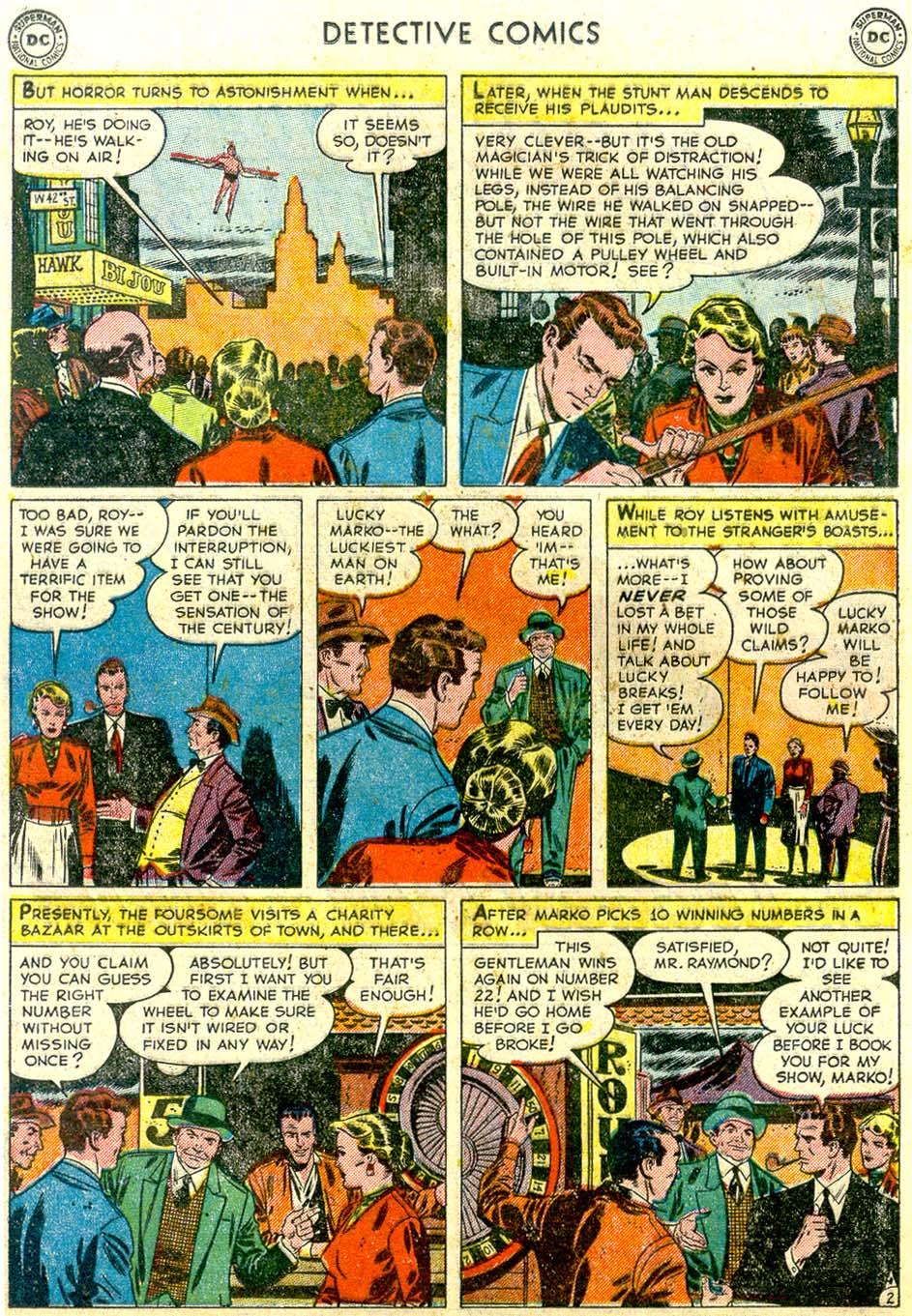 Read online Detective Comics (1937) comic -  Issue #179 - 18