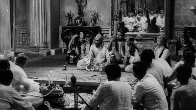 The Second Grand Performance, Jalsaghar aka The Music Room (1958), Directed by Satyajit Ray, Bangla Film