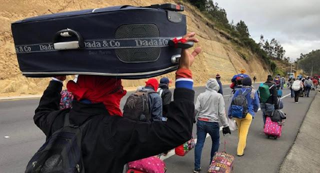 """Acnur: Crisis migratoria en Venezuela """"está en escala de Siria"""""""