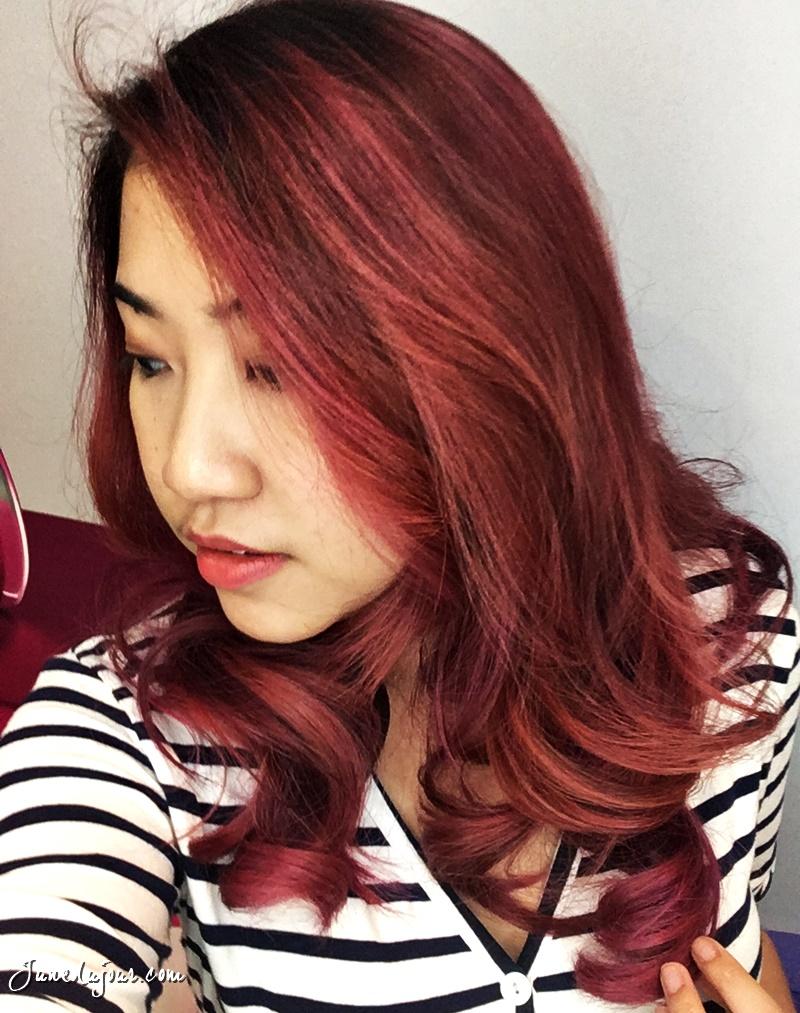 My Pink Hair Bride Aspirations by Salon B | JuneduJour