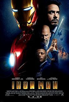 Iron Man (2008) Full Hindi Dubbed HD