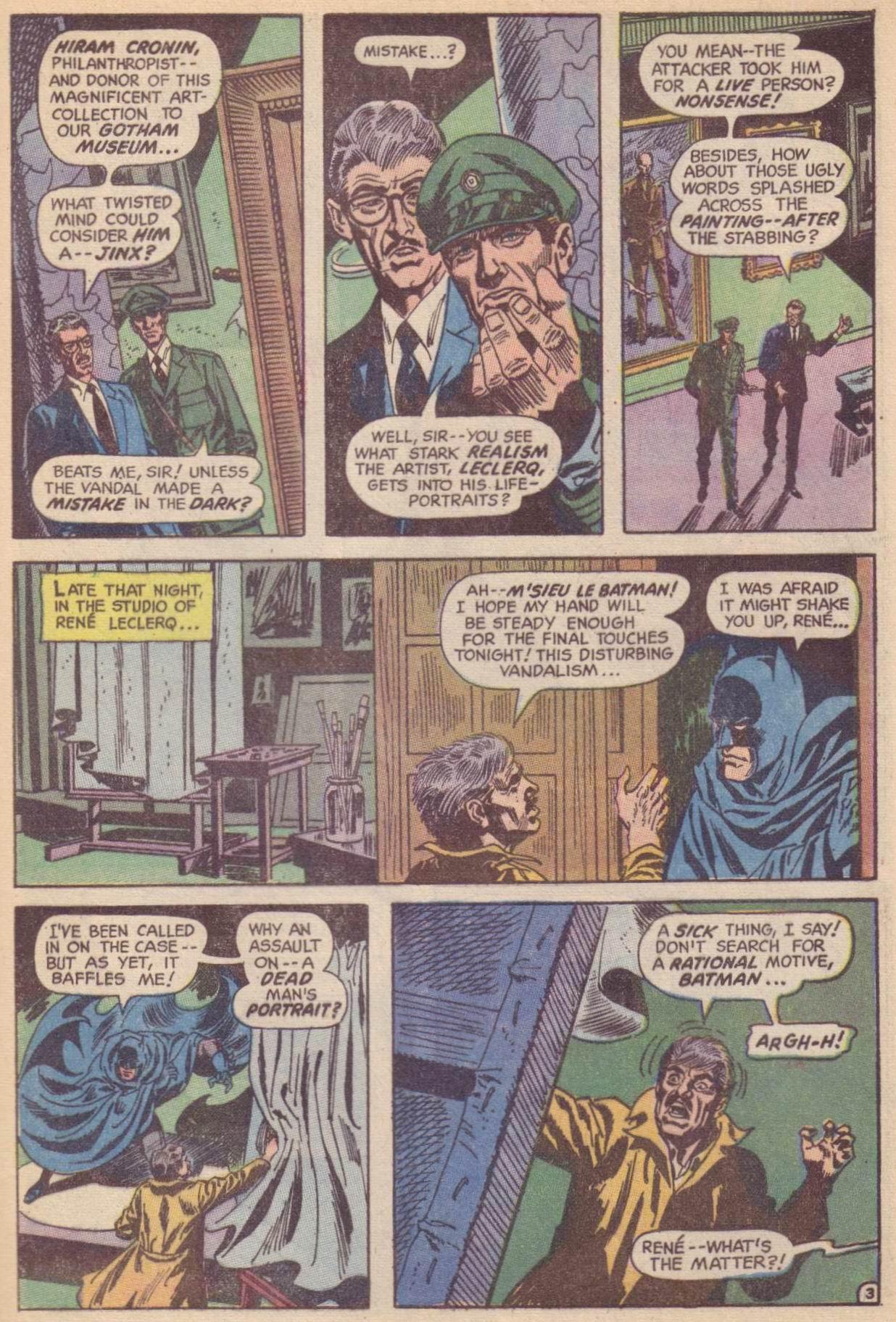 Detective Comics (1937) 409 Page 4