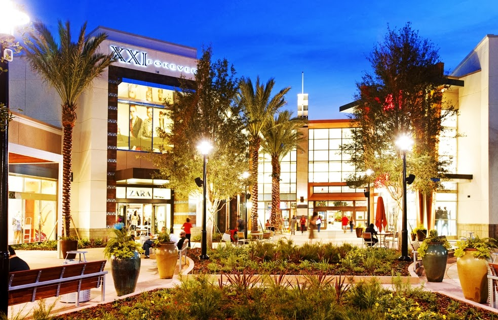 Shopping Florida Mall Orlando