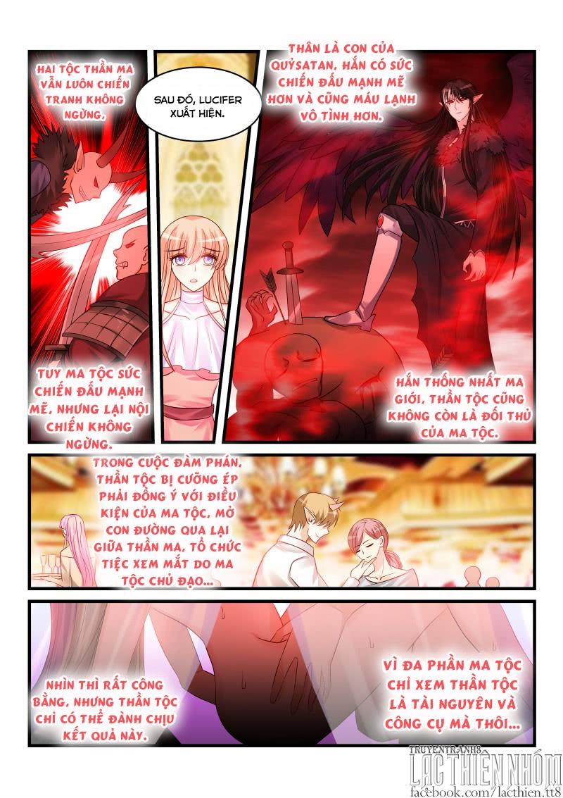 Dạy Bảo Ma Vương Lão Công Chap 205 page 7