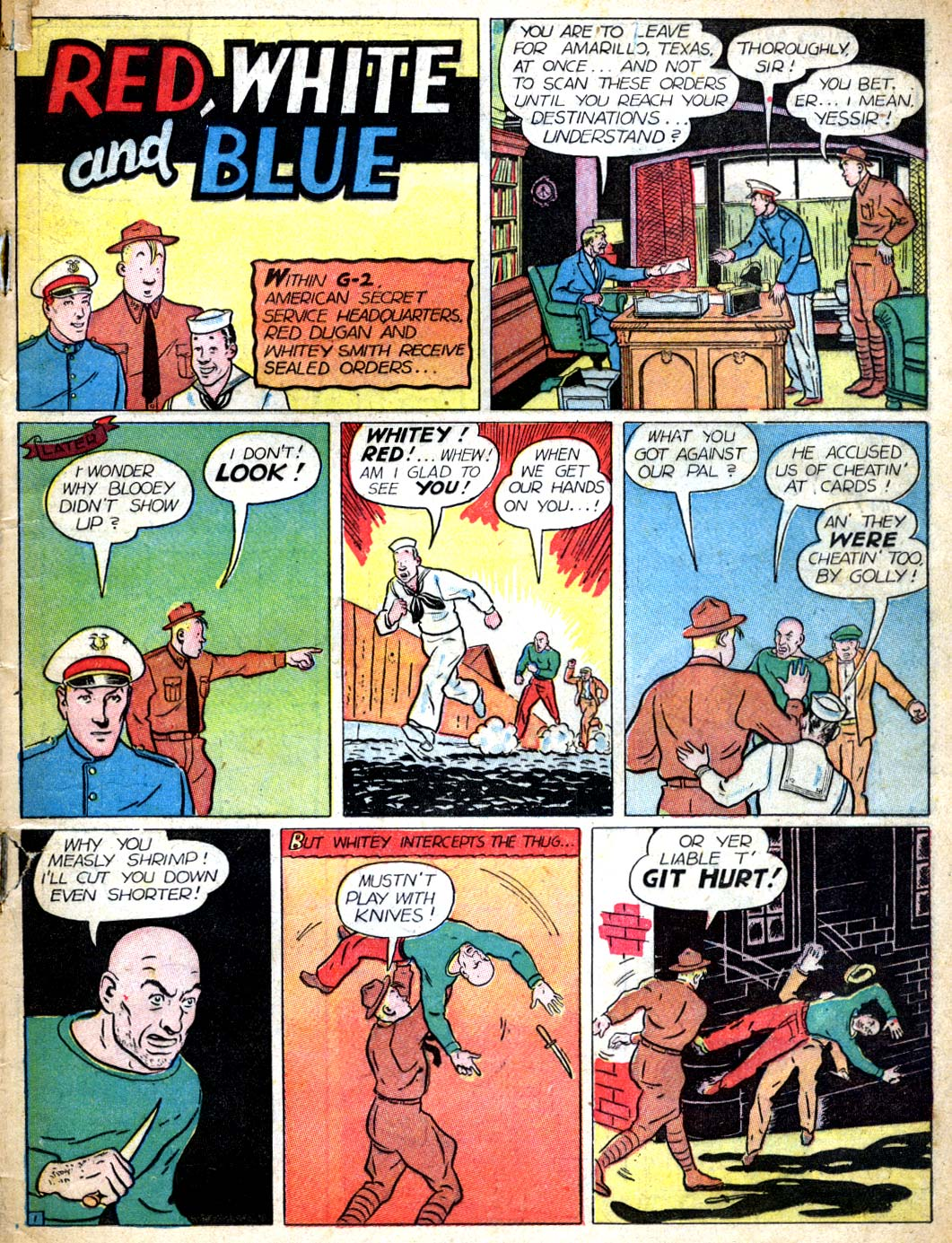 Read online All-American Comics (1939) comic -  Issue #2 - 3