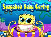 Spongebob Baby Caring juego